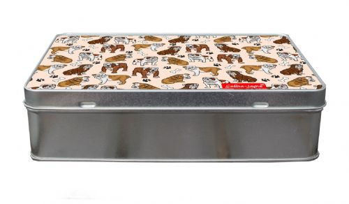 Selina-Jayne Bulldog Limited Edition Treat Tin